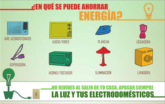 Consejos b sicos para el ahorro de energ a perfiles a la - Aparatos para ahorrar electricidad ...