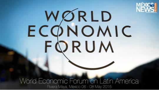 Foro Económico Mundial WEF Latam 2015