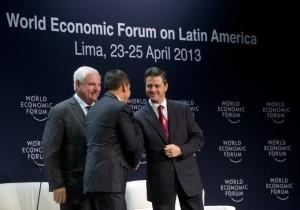 Foro Economico Mundial 2013