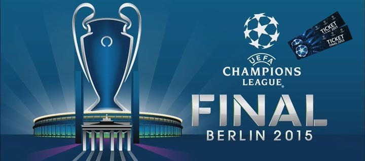 Final Champions League Berlin 2015. Foto: