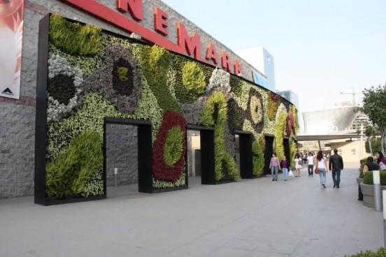 Muros verdes m s que un adorno perfiles a la vanguardia for Materiales para un muro verde