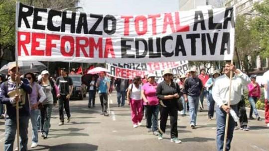 Problematica CNTE - CHUAYFFET Y LA EDUCACIÓN EN MÉXICO