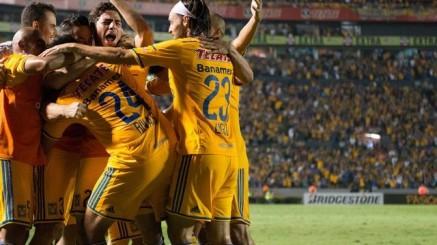 Tigres, camino a la gloria sudamericana2.1